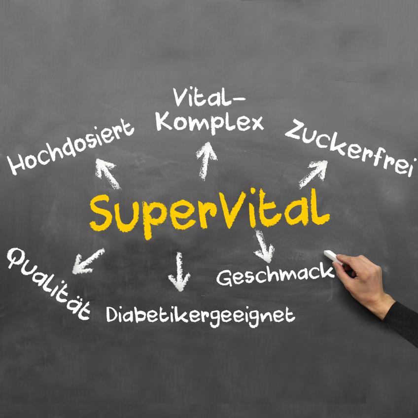 Supervital® Besonderheiten
